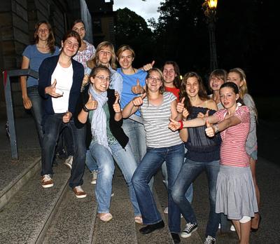 Samstagstreff - Evang. Jugend Bayreuth, Gruppe Luther